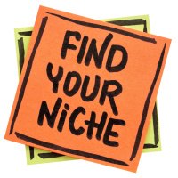 Look after YOURSELF...then find your niche