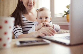 Maternity leave career management