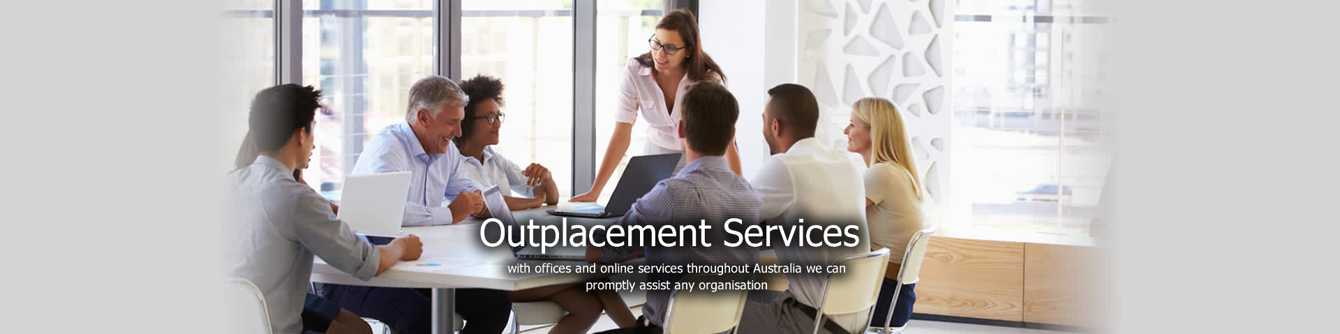 Corporate Outplacement Services